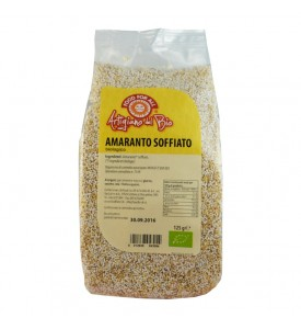 Amaranto soffiato Bio Food for All