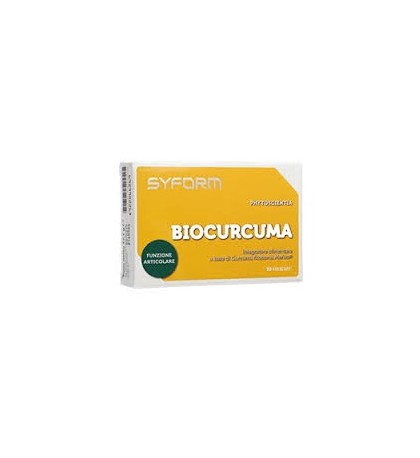 Biocurcuma Vegicaps da 570 mg Syform