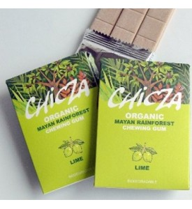 Chewing Gum Lime Bio Chicza