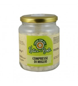 Compresse di miglio Food for All