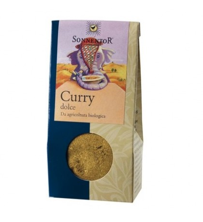 Curry dolce Bio Sonnentor