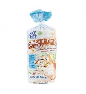 Gallette multicereali Bio Rice E Rice Probios