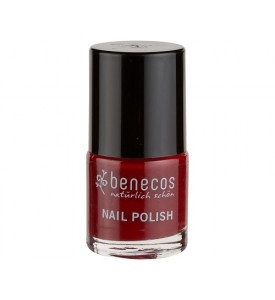 Smalto unghie - Cherry Red Benecos 9ml
