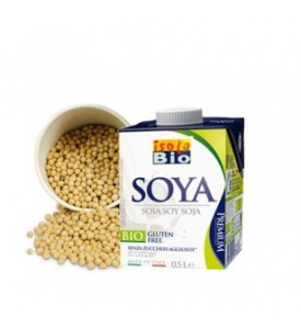 Soya Drink natural Bio IsolaBio ml 500
