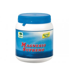 Magnesio Supremo Natural Point 300 gr
