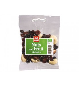 Nuts and Fruits Bio Baule Volante
