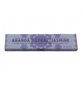 Incenso Gelsomino Astrale Ananda jasmine