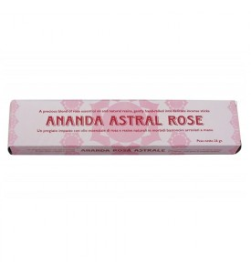 Incenso Rosa Astrale Ananda