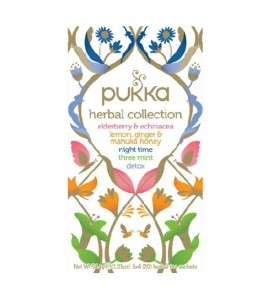 Tisana Herbal Collection Bio Pukka
