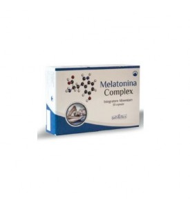 Melatonina Complex Naturetica