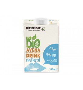 Avena Drink Naturale Bio The Bridge 500 ml