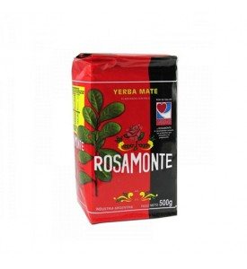 Yerba mate Rosamonte gr 500 Ind. Argentina
