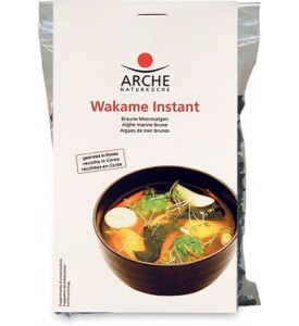 Alghe Wakame Istant Arche