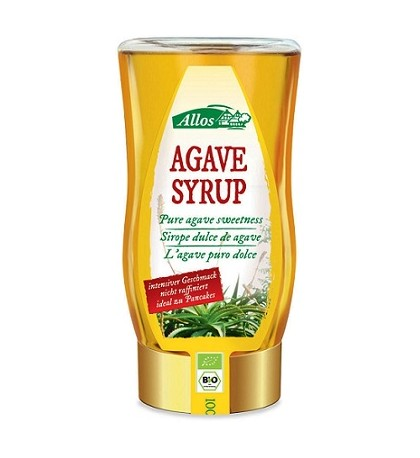 Sciroppo d'agave sweetness Allos