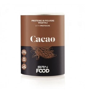 mix extraproteico in polvere Cacao bio BRN Food