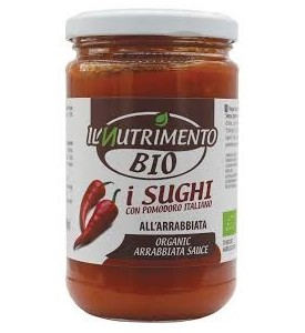 Sugo all'arrabbiata vegan S/G Bio Probios