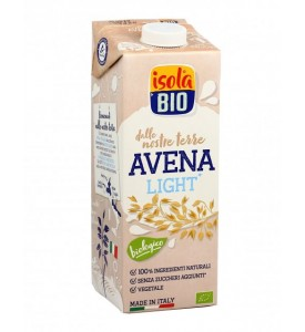 Avena Drink light Bio IsolaBio